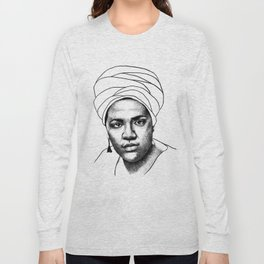 Audre Lorde Long Sleeve T-shirt