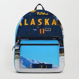 Caboose - Alaska Train Backpack