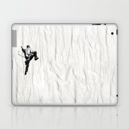 Climbing a Wrinkle Laptop & iPad Skin