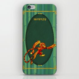 Year of the Monkey iPhone Skin