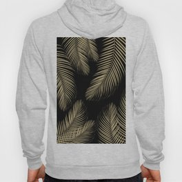 Palm Leaves - Gold Cali Vibes #4 #tropical #decor #art #society6 Hoody