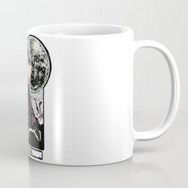 don't tell anyone i did that. Coffee Mug
