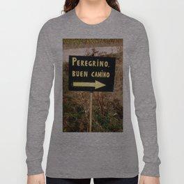 Buen Camino Long Sleeve T-shirt