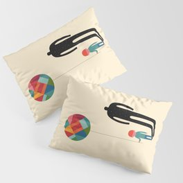Grow Up Pillow Sham