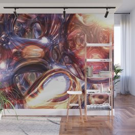 Flowing and Flourishing Wall Mural