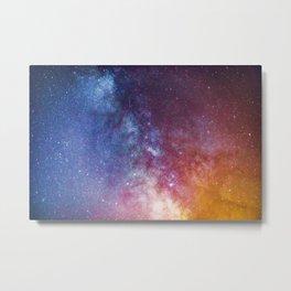 The Big Bang (Color) Metal Print