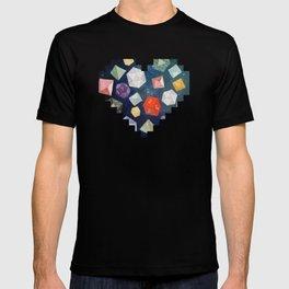 Heart of Dice T-shirt
