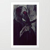 plague test Art Print