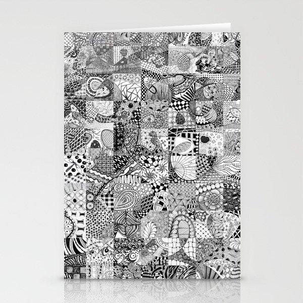 Doodling Together #2 Stationery Cards