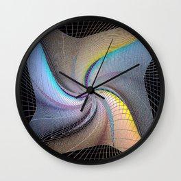 pincushion Wall Clock