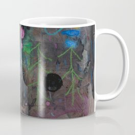 Midnight  Garden cycle23 2 Coffee Mug