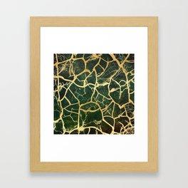 KINTSUGI  ::  Let Go Framed Art Print