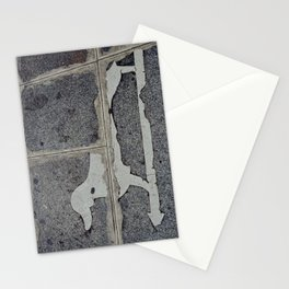 Dogs, This Way Stationery Cards