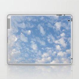 Cotton Clouds Laptop & iPad Skin
