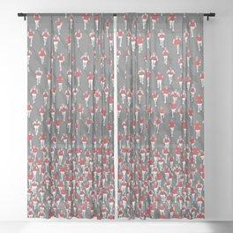Marathon Sheer Curtain