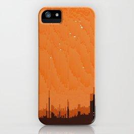 marmalade city iPhone Case