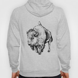 Bison Bird Hoody