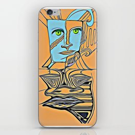 art iPhone Skin