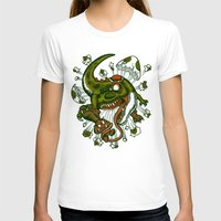 mortal instruments T-shirts featuring Mortal egg by Adrian Filmore
