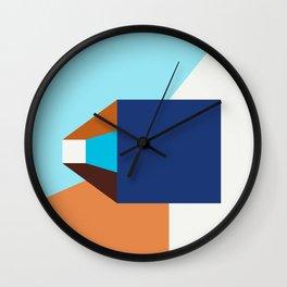 Poligonal 263 Wall Clock