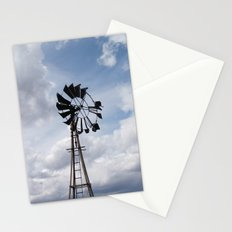 Left to the Elements...Abandoned Windmill Stationery Cards