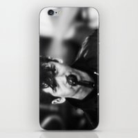 alex turner iPhone & iPod Skins featuring ALEX TURNER by PRINTS & MORE