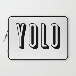 Yolo Laptop Sleeve