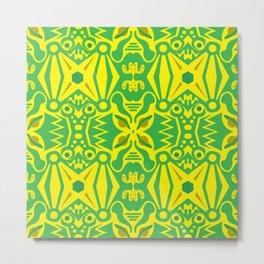 space_frog Metal Print