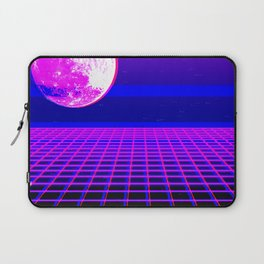 Once In A Neon Moon Laptop Sleeve