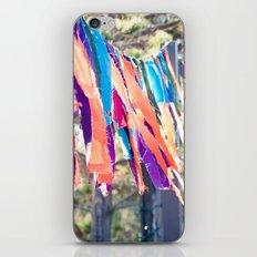 Flags of the Sisterhood iPhone Skin