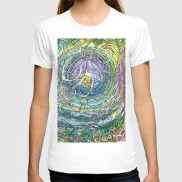 Watercolor Loe T-shirt