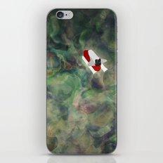 Rocket Ship iPhone & iPod Skin