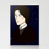 marauders Stationery Cards featuring Sirius Black Marauders Era by Carryon_Waywardsun