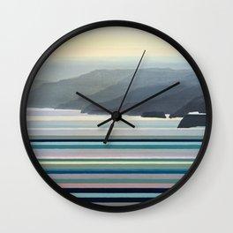 Big Sur Landscape Wall Clock