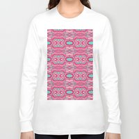 60s Long Sleeve T-shirts featuring 60s  by cactus studio