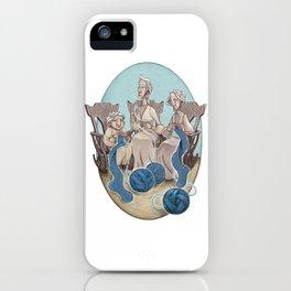 Fate's String iPhone Case