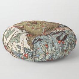 Krampus Floor Pillow