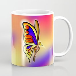BUTTERFLY FAIRY Coffee Mug