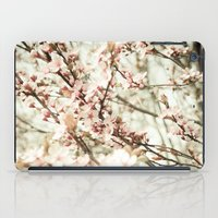 sakura iPad Cases featuring Sakura by Jenndalyn