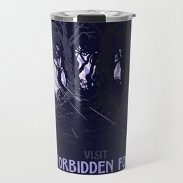Visit The Forbidden Forest Travel Mug
