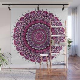 Mandala Creatività Wall Mural