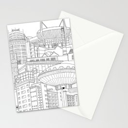 Philips Buildings Stationery Cards
