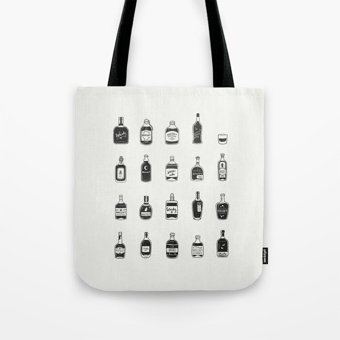 Lil' Whiskys Tote Bag
