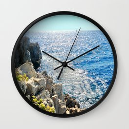 In The Distance Wall Clock