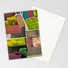 Field Patterns Stationery Cards
