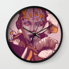 Mythical evolution Wall Clock