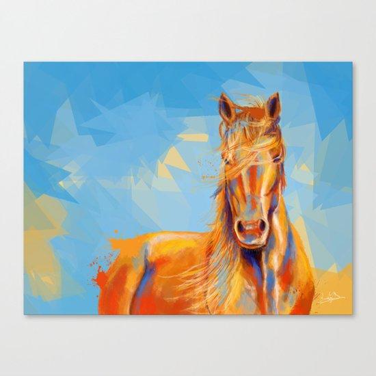 Obedient Spirit Canvas Print