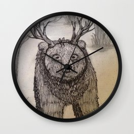 I just want to be Wall Clock