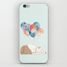 Sleeping Bear iPhone & iPod Skin