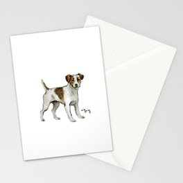 Jack Russell Terrier Stationery Cards